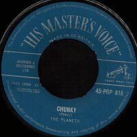 (His Master's               Voice 45-POP 818 from 1960)