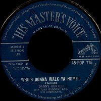 (His Master's Voice 45-POP 775 from 1960)