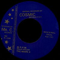 (Cosmic CO8 from 1958)