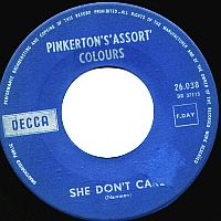 Decca 26038 from 1965